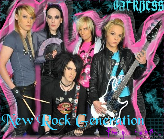 New Rock Generation