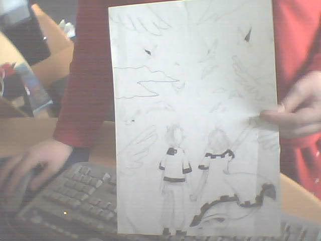 mes dessins >.< 123303