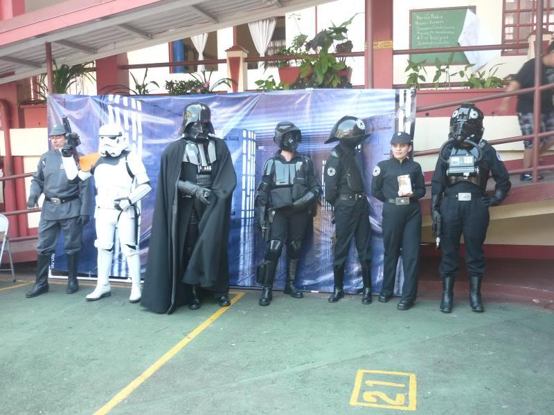 Invasion de la Poderosa Legion 501st de Costa RIca a Turrialba Pic012