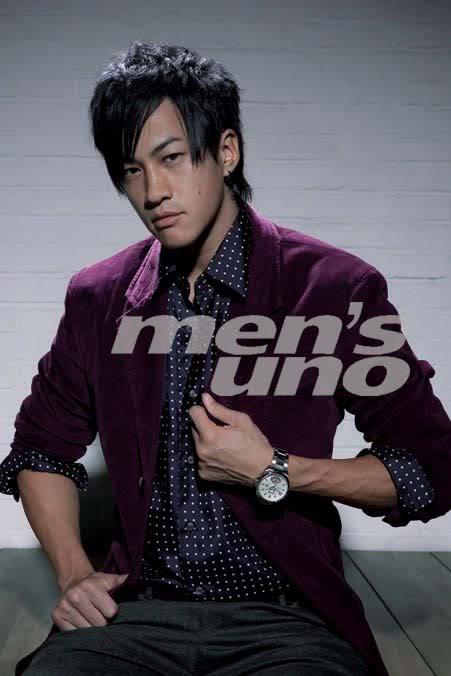"Peter on Magazine ""Men's uno"" 9af014cb1e098f14be09e6f1"