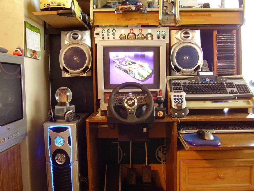 Desk for simming Racesetup1