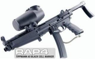 [V] Suprimentos DAKFT - Kit MP5 para A5 - R$ 395,00 TippmannA5MP5C