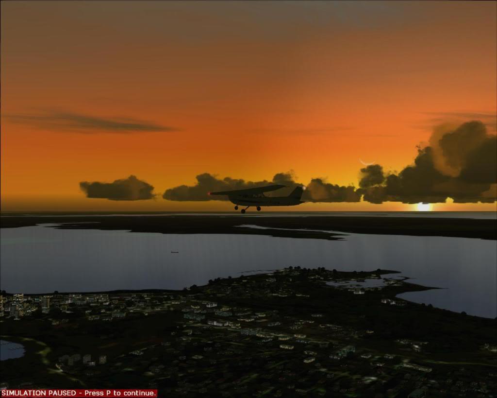 (FS2004) Imagens do VOZ 1.8 Darwin