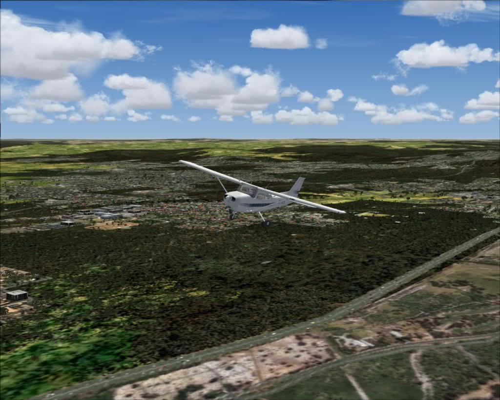 (FS2004) Imagens do VOZ 1.8 Perth