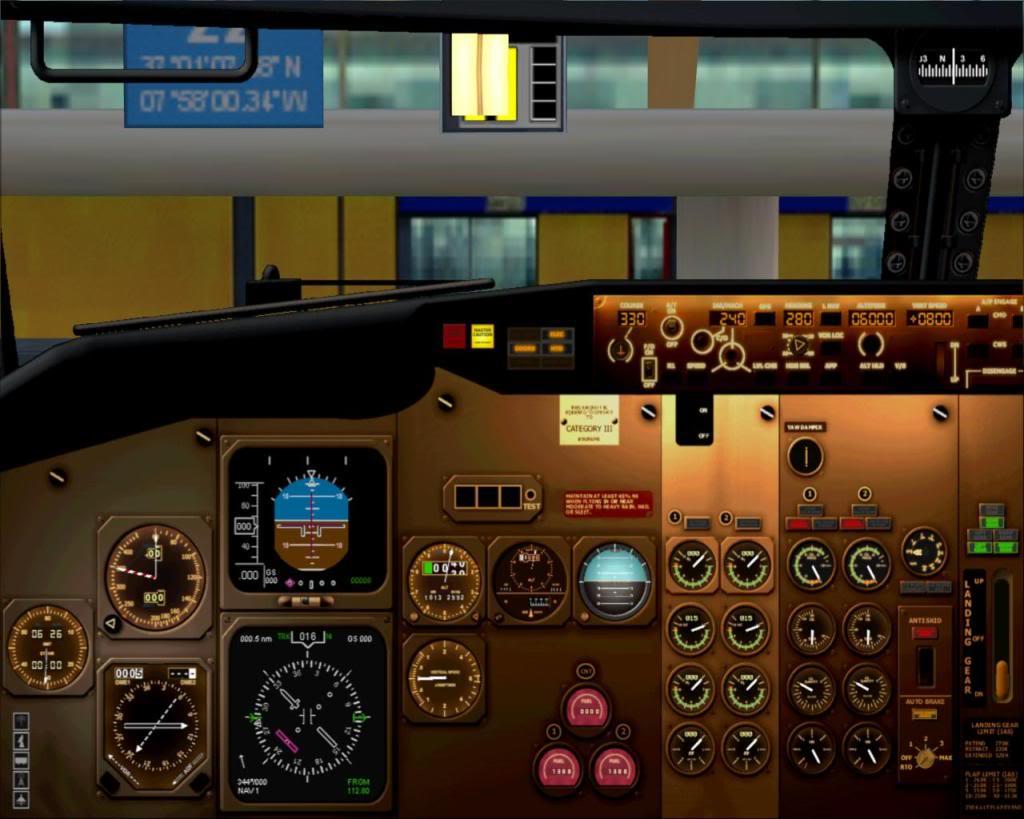 (FS2004) Voo de Faro para Lisboa Fs92010-09-3009-54-35-53