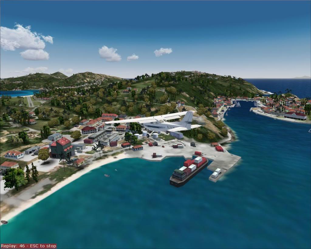 (FS2004) St Maarten/St. Barthelemy Fs92011-02-1619-29-39-78