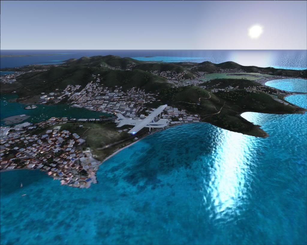 (FS2004) St Maarten/St. Barthelemy Fs92011-02-1619-47-32-89