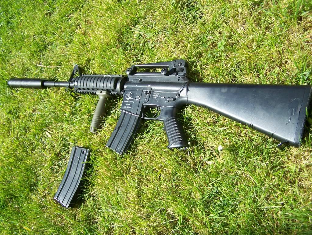 Clasic Army M15A4 RIS 100_0952