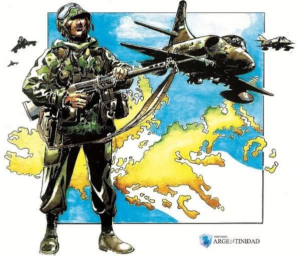 MALVINAS - LA HISTORIA EN HISTORIETAS 205074_1977380681320_1447202820_32437429_5662314_n