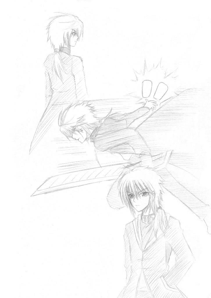 [MyImagination] BlackHalloween - ขึ้นหน้า 10 ..... ฝึกวาดซะ ฝึกไปเรื่อยๆ ( หน้า 10 ) Zill3
