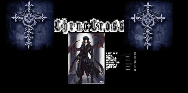 HIIIII jamacanbacn man! Chrnocross-2