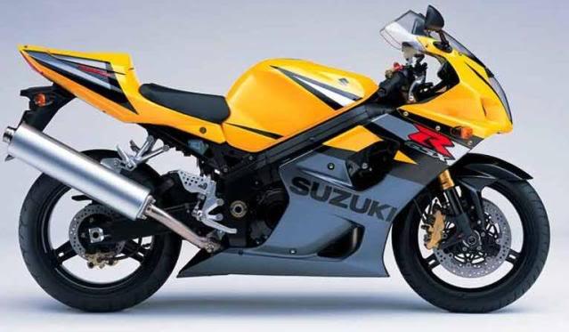 HISTÓRIA - SUZUKI GSX-R1000 GSX-R1000_2003