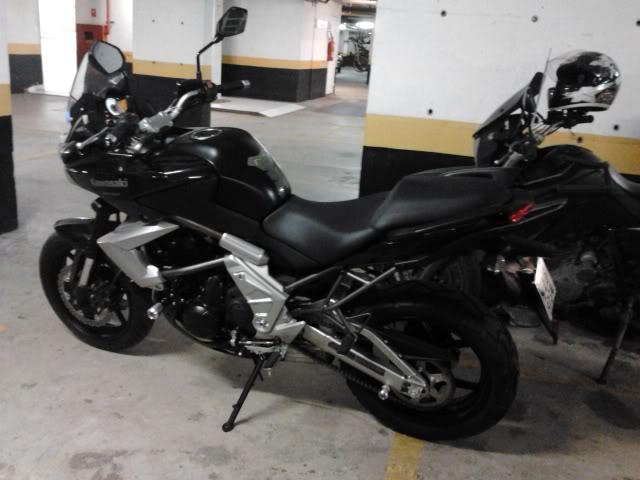 É a minha Kawasaki Versys - Monster na Área!!! 2011-09-08175706