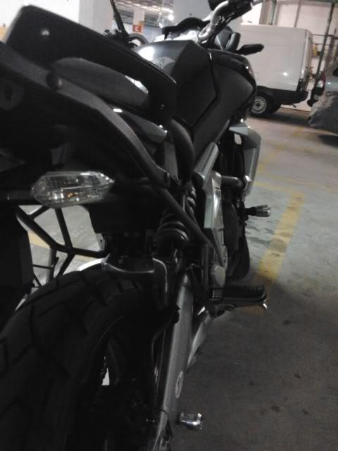 É a minha Kawasaki Versys - Monster na Área!!! 2011-09-08180049