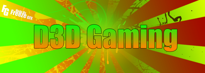d3d gaming
