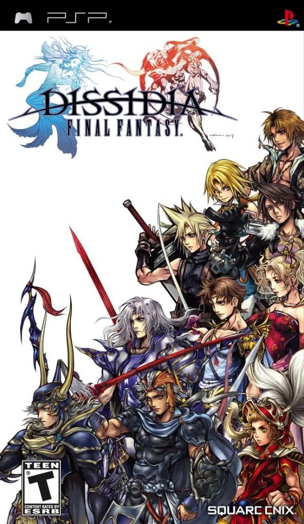 [PSP] Final Fantasy Dissidia [EUR][Funcionando en FAT SLIM I 3000] Dissidia-FinalFantasy