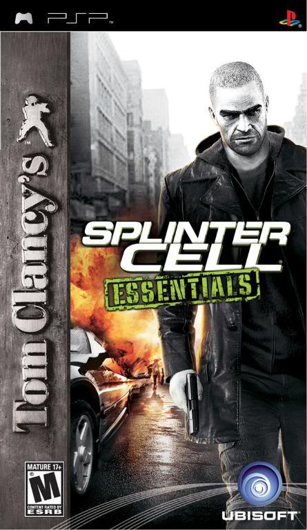 Splinter Cell Essentials[PSP-FULL][ESP][MU] TomClancysSplinterCellEssentials
