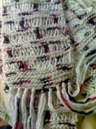 Os meus cachecóis - *MaRgAriDa* 12-10-08_1257