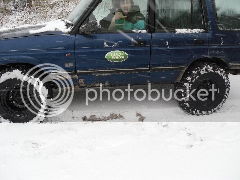 Having fun in the snow 004