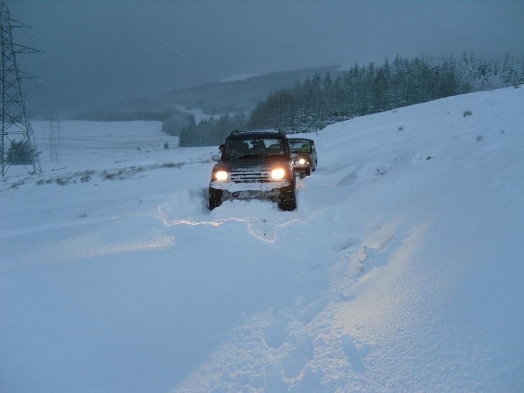 Having fun in the snow 017