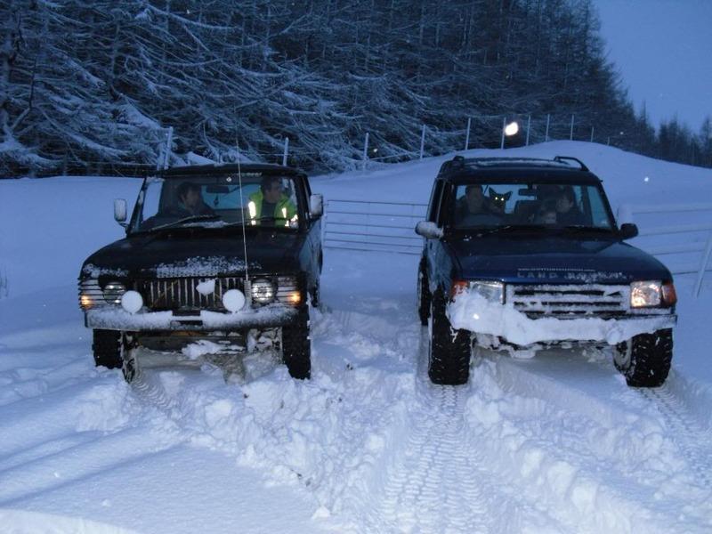 Having fun in the snow 021