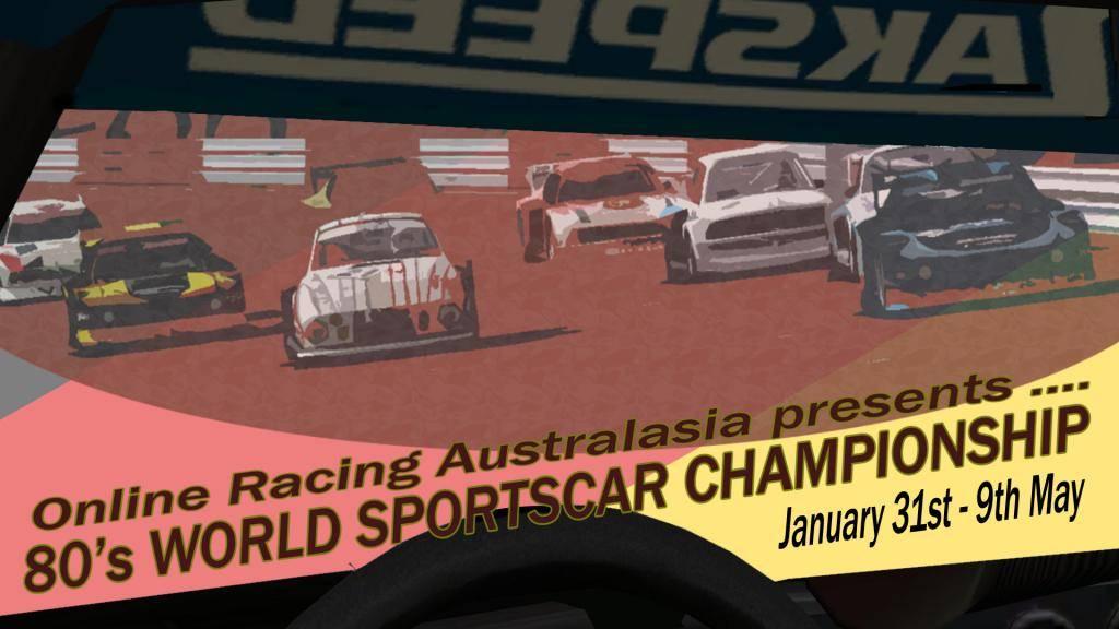 2015 ORA 80's World Sportscar Championship DRMChamp_zps5750457f