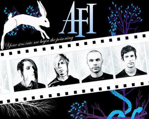 AFI почват работа над нови албум AFI-1-1