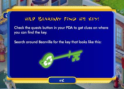 Green Paw Prints Quest ScreenShot176