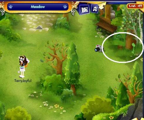 Green Paw Prints Quest ScreenShot178