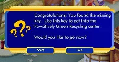 Green Paw Prints Quest ScreenShot188