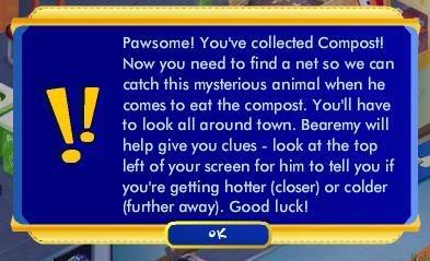 Green Paw Prints Quest ScreenShot191