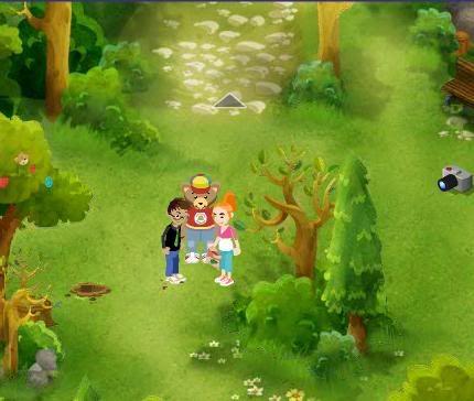Green Paw Prints Quest ScreenShot210