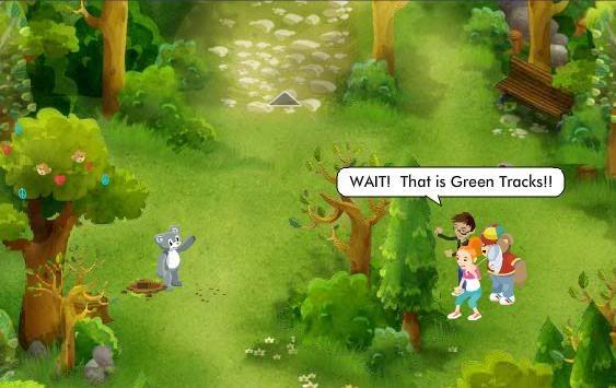Green Paw Prints Quest ScreenShot214