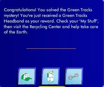 Green Paw Prints Quest ScreenShot217