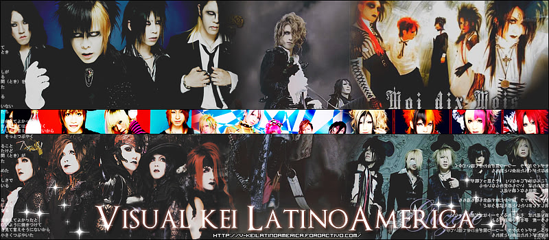 Visual Kei LatinoAmerica