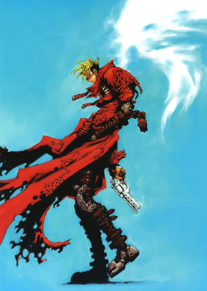 Photo Gallery of Absolute Randomness - Page 9 Vash