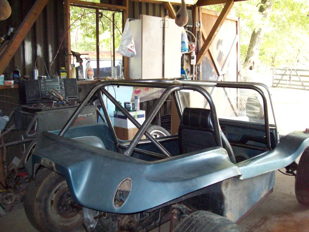 63 Buggy Budget Build 100_0185