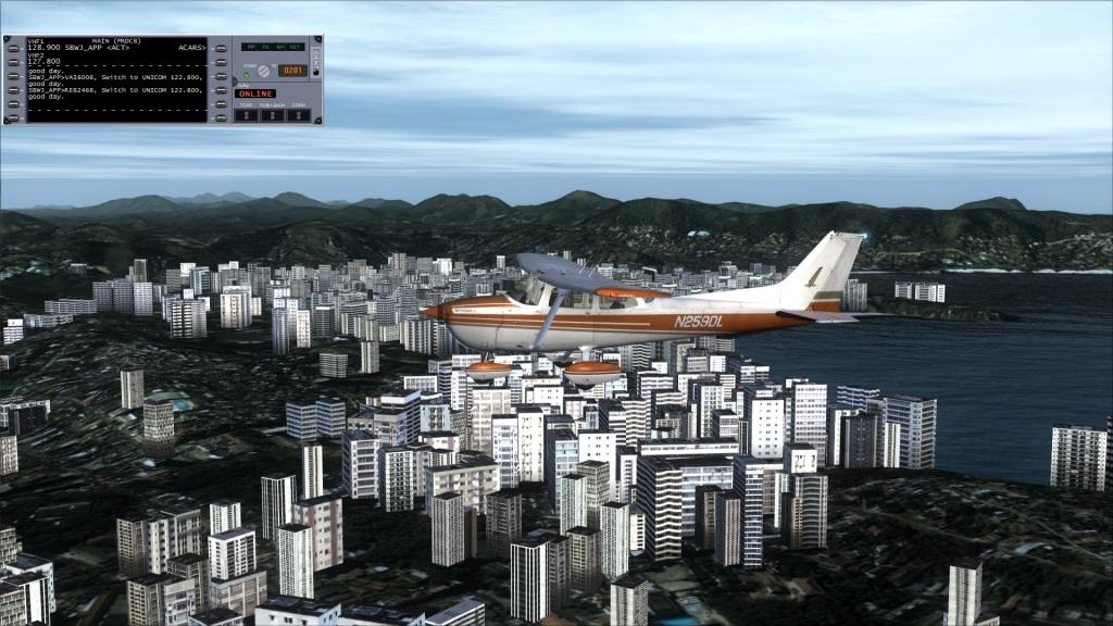 <<SDMC com destino à SBRJ>> 06-8