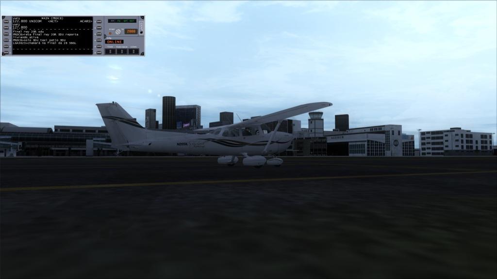 <<SDMC com destino à SBRJ>> 08-8