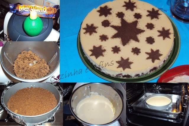 Chocolate Lime Cheesecake by Nigella Chocolimech