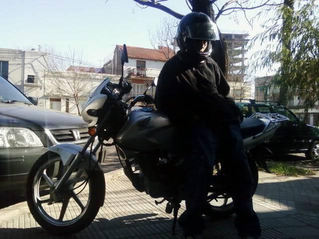 motobike (?)