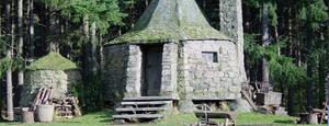 Cabaña de Hagrid