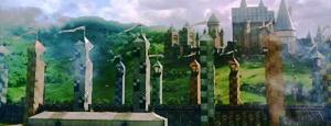 Campo Quidditch