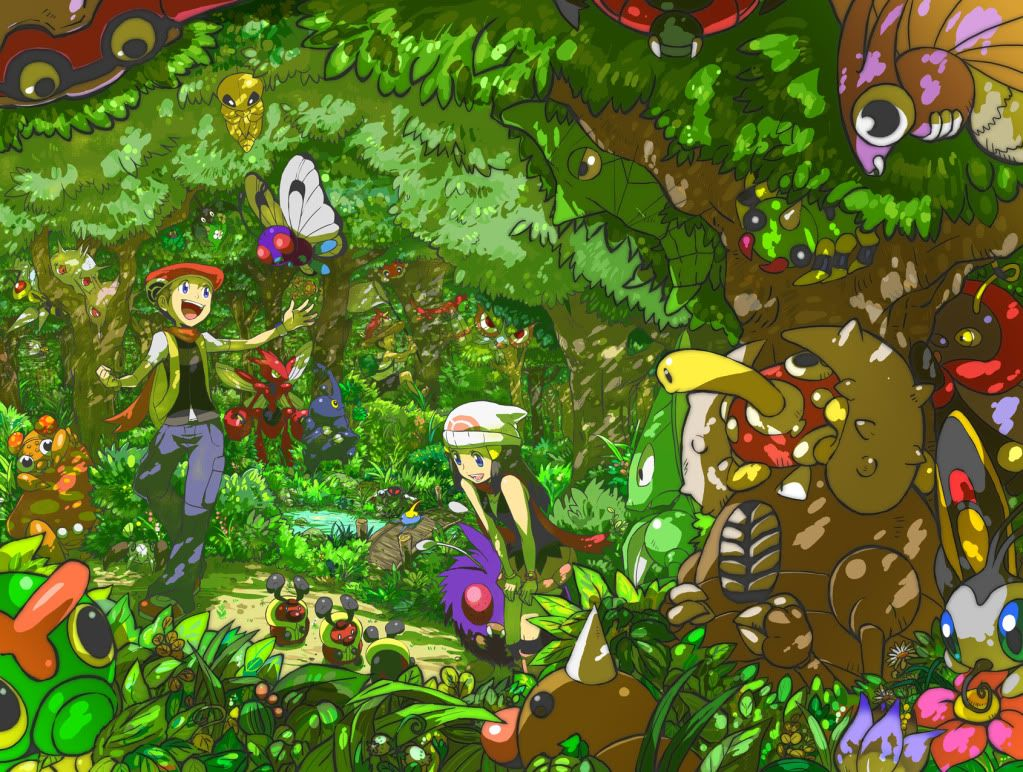 pokemon sprites and images 1273595980436