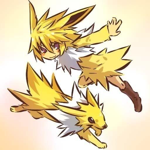 pokemon sprites and images 135_Jolteon