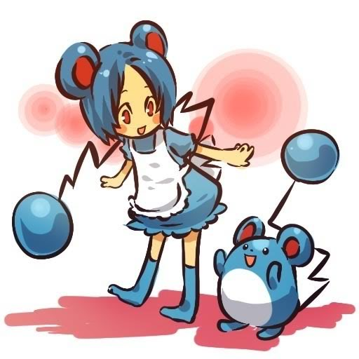 pokemon sprites and images 183_Marill