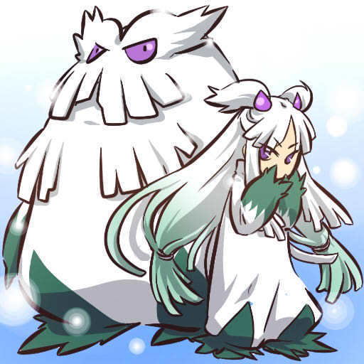 pokemon sprites and images Abomasnow