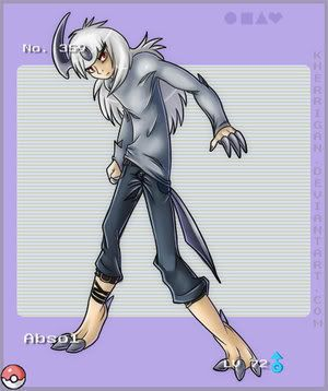 pokemon sprites and images Absol_by_Pokedex