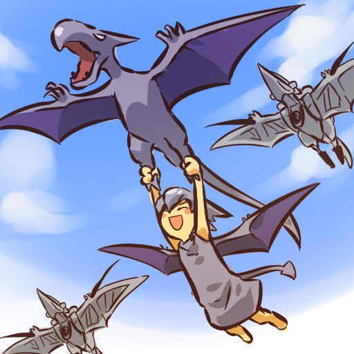 pokemon sprites and images Aerodactyl