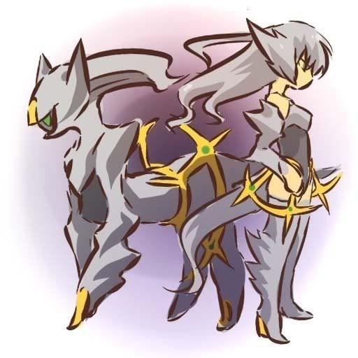 pokemon sprites and images Arceus